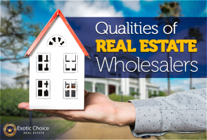 real estate wholesaler