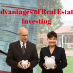 Advantages of investing in real estate over stocks